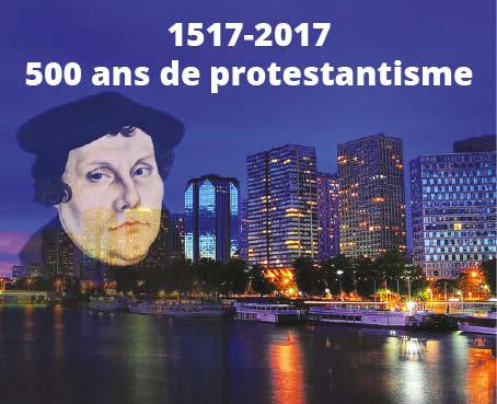 500 ans de la Réforme