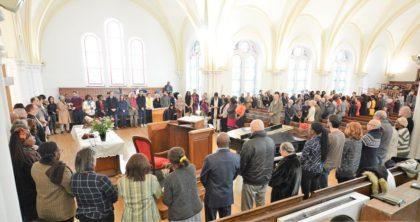 « Le jour d'après » Culte Pâques 2018