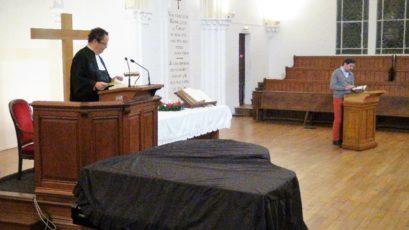 «Culte du 1er dimanche du mois à 18h»