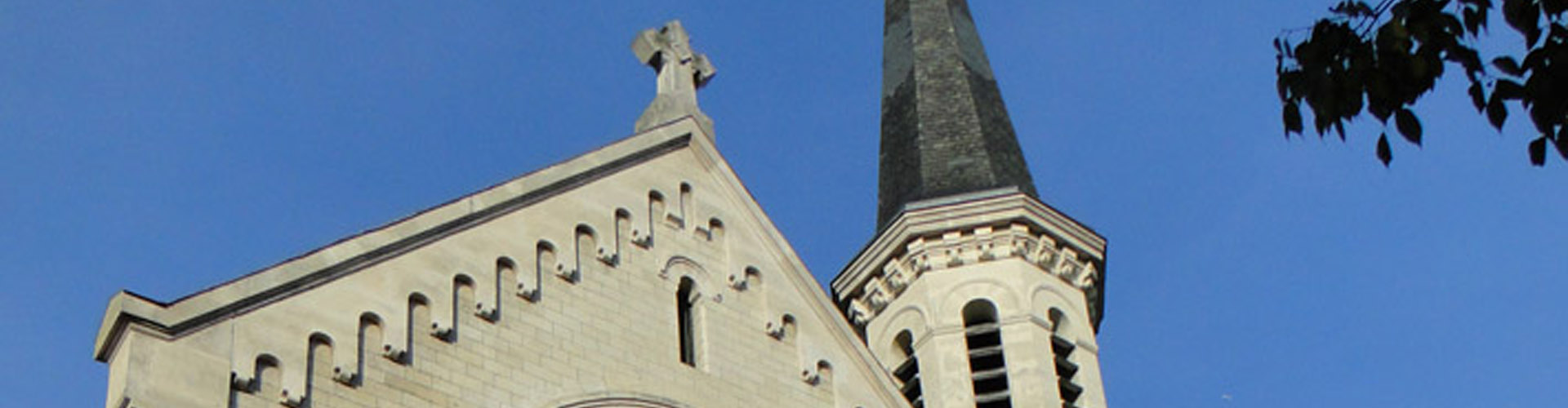 église protestante de Batignolles