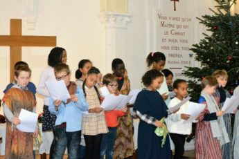 «Culte festif de Noël 2018»
